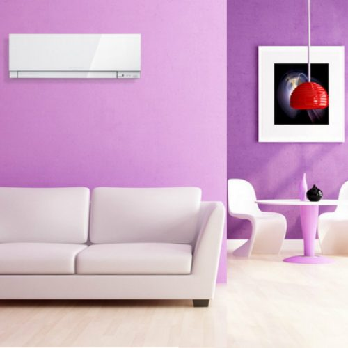MITSUBISHI ELECTRIC SEIRA EF ZEN WHITE