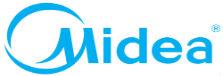 Midea Klimatismos Logo Samoilis